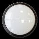 12W LED Кръгло Тяло Външен Монтаж черно Тяло IP66 Неутрално Бяла Светлина