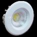 LED Луна COB 10W Рефлектор Бяло Тяло Бяла Светлина