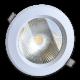 LED Луна COB 30W в 20W тяло 3000К