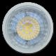 LED Крушка - 7W GU10 Пластик Лупа 3000K 38°