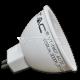 LED Крушка - 7W MR16 12V Пластик 4500К