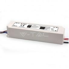 LED Захранване Slim Plastic - 100W 12V IP67