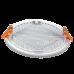 15W LED Frameless Панел Кръг 6000K