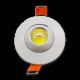 3W LED Луна Ротационна Кръгъл Модул 6400K