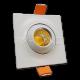 3W LED Луна Ротационна Квадратен Модул 6400K
