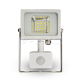 20W LED Прожектор Сензор SMD Бяло Тяло 6000K